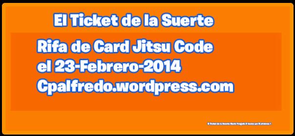 TicketSuerte2014